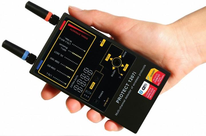 Kaip išsirinkti detektorių?