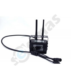 Belaidė IP kamera mini 4G su sim kortele