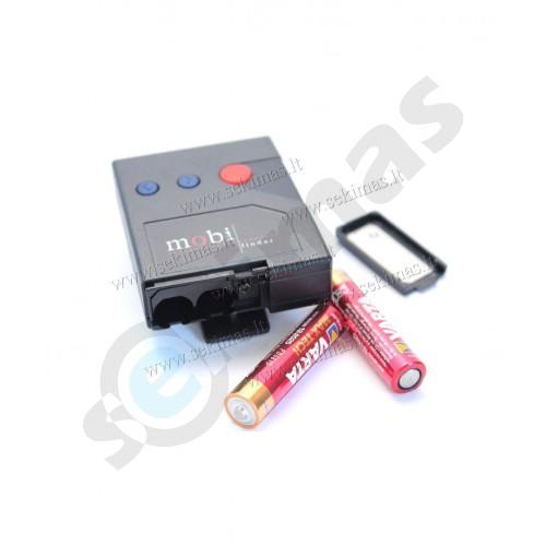 Detektorius mobifinder 5 GSM/LTE