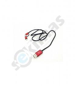 GSM Pasiklausymo įranga usb krovimo laide