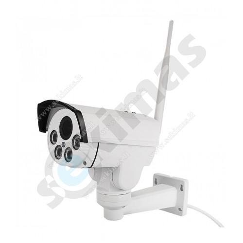 IP kamera su GSM kortele 3G, 4G, FULL HD