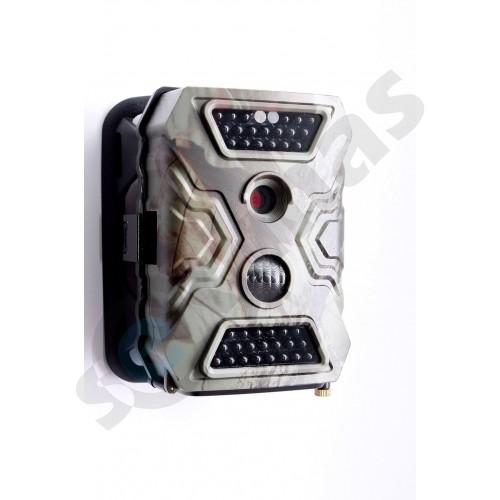 Kamera medžioklei ir stebėjimui su GRPS/MMS