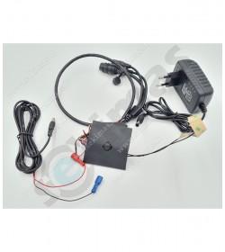 Maskuojama slapta 4G kamera su SIM kortele