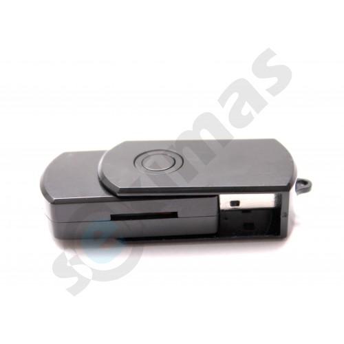Slapta kamera USB raktas HD
