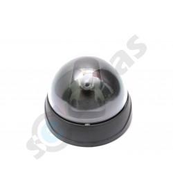 Vaizdo kameros imitacija kupolinė